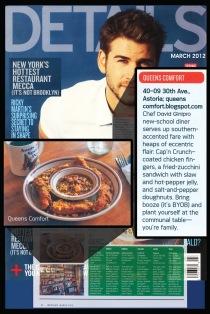 poster details magazine copy