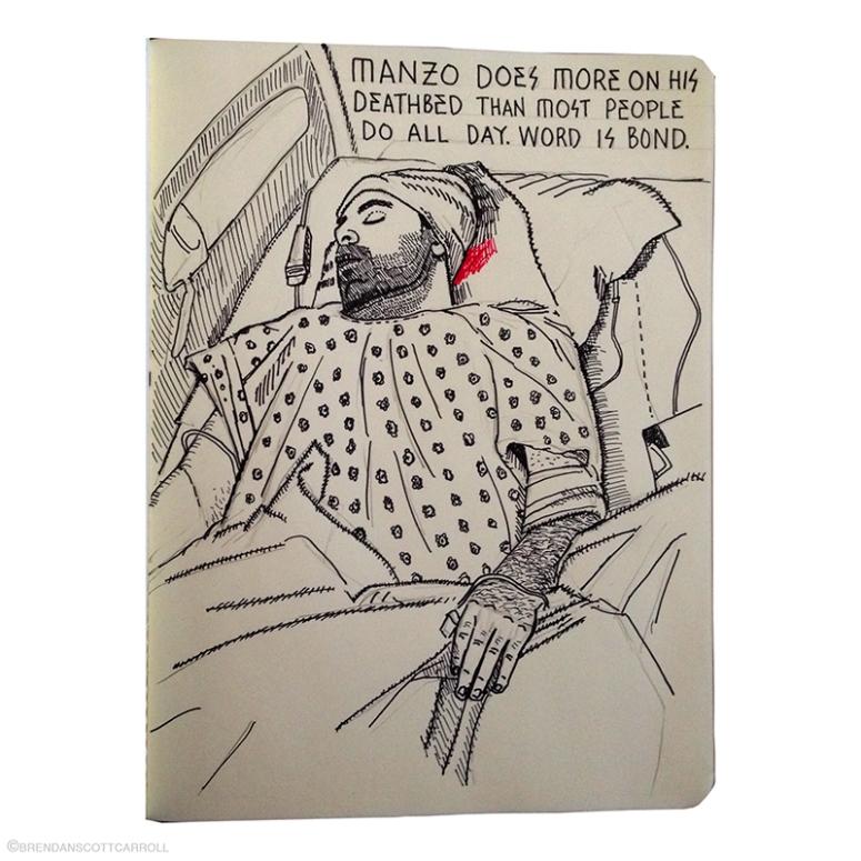 manzo-deathbed